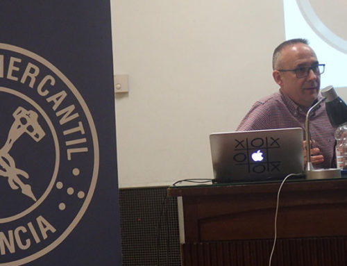"""""""La Cuarta Revolución Industrial: la Industria 4.0"""" por el Dr. Juan Francisco Blanes"""