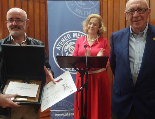 El sevillano Juan Carlos Pérez gana la cuarta edición de Relato Corto 'Sebastián Tabernero'
