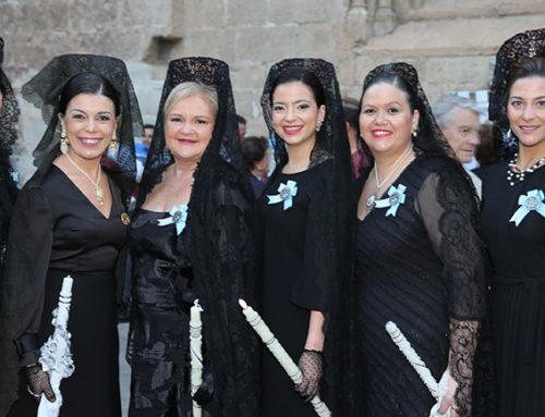 El Ateneo Mercantil, por segunda vez en la procesión de la Virgen de los Desamparados