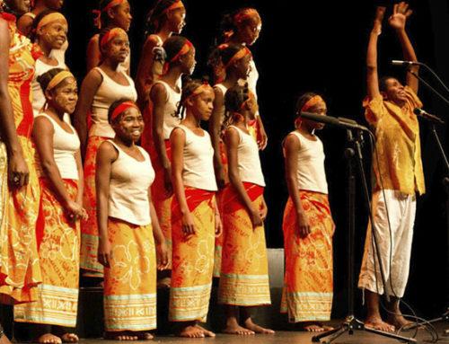 La música de MalagasyGospel sale del corazón y lucha por los derechos sociales