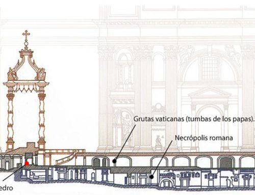 """La tumba de San Pedro en la Necrópolis Vaticana: """"Petros Eni"""""""