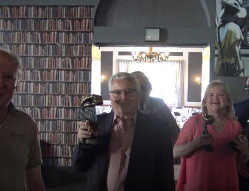 Entrega de trofeos de Manilla, Mus y Dominó