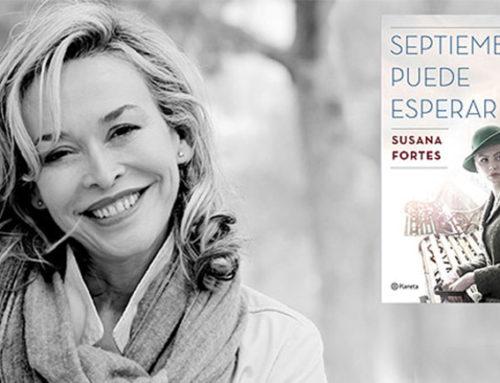 """""""Septiembre puede esperar"""" de Susana Fortes"""