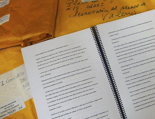 """Recibidas un centenar de obras para el """"Premio Nacional de Novela Ateneo"""""""