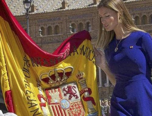 Jura de Bandera para población civil en el Acuartelamiento de la Alameda