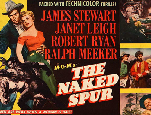 Sesión III - The Naked Spur (Colorado Jim, 1953)