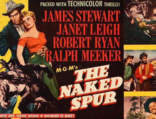 Sesión III - The Naked Spur (Colorado Jim, 1953)