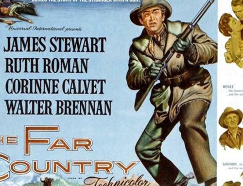 Sesión IV - The Far Country (Tierras lejanas, 1954)