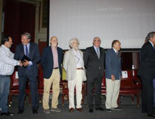El Ateneo Mercantil, en el 50 Aniversario de la muerte de León Felipe