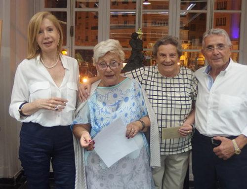 El 'Torneo Bienvenida' de Bridge lo conquistan Paquita Miró y Rosa Alicia García
