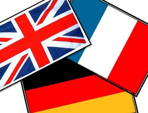 Idiomas: Clases de conversación de Inglés, Francés y Alemán