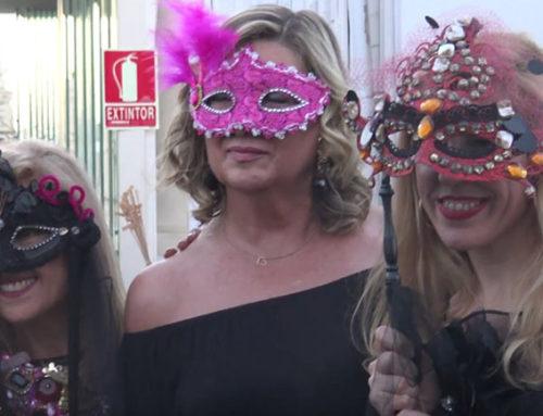 La 'Bal Masqué' del Ciclo de Moda: un atardecer otoñal en el Mirador