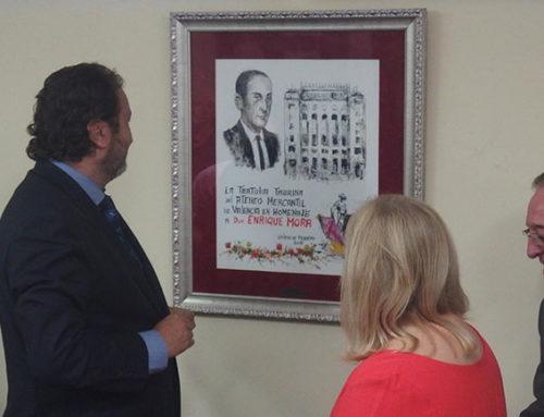 Enrique Ponce se lleva el Premio Distinción 'Enrique Mora Guillén' 2018