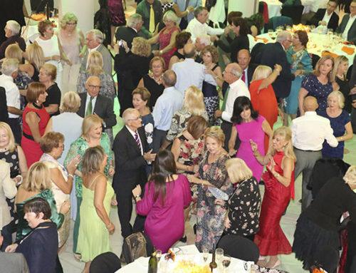 Más de 200 socios se lo pasan en grande en la celebración de Sant Donís 2018