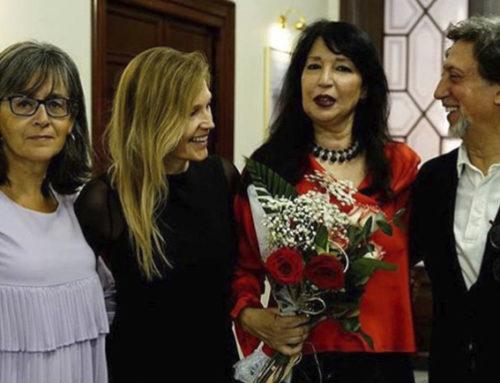 Claudia Montero conquista Valencia con un apasionado concierto en el Ateneo