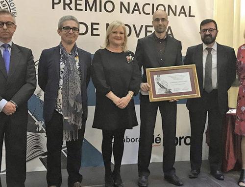 """La rabia del peón"" se lleva el I Premio Nacional de Novela Premio A. Mercantil"