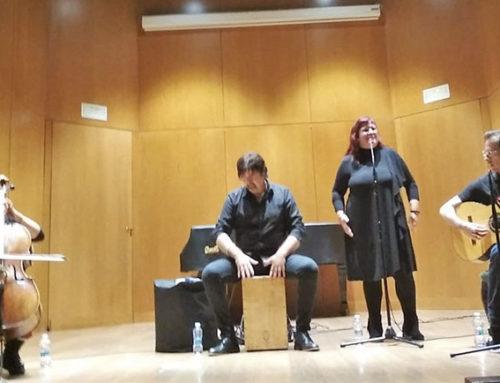 Flamenco, Jazz, Bossa Nova... Emotividad e intimidad de la 'Ora Marítima'