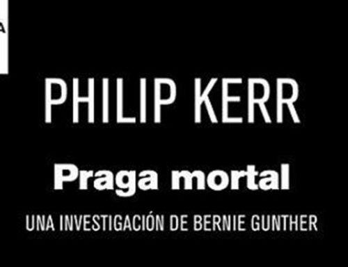 """Praga mortal"" de Philip Kerr"