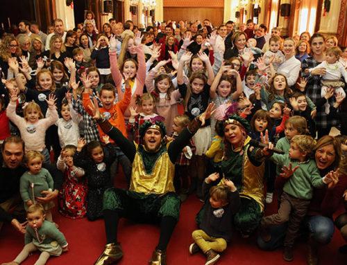 Nuestros niños y niñas vuelven a disfrutar de los Reyes Magos: Gala y Cabalgata