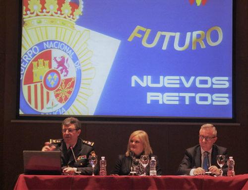 José Javier Cuasante defiende las virtudes de la organización de la Policía en el 195 aniversario del cuerpo