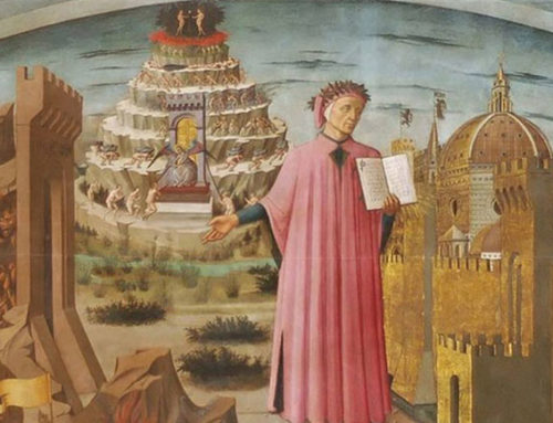 """""""La Divina Comedia"""" de Dante. Averroísmo en el Paraíso"""