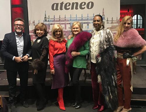 Lina Lavin y Víctor Cucart explican sus trayectorias profesionales en el Ciclo Ateneo Moda