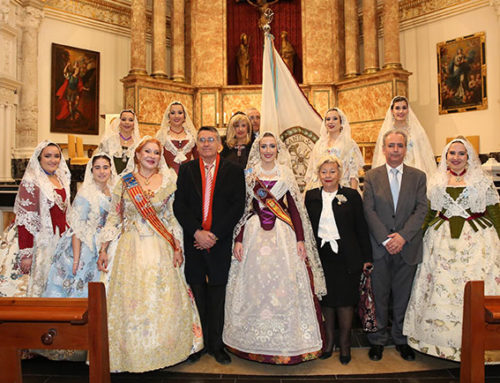 Silvia Giménez Santamarina encadeza la Misa en Honor a San José