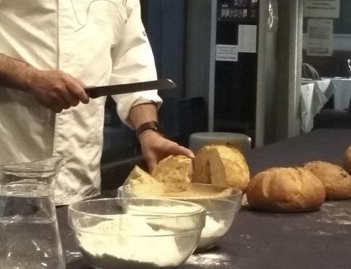 Masterclass de pan artesano con Jesús Machí