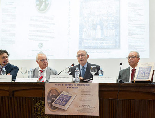 Baltasar Bueno acerca la faceta de negociador y estratega de San Vicente Ferrer en su nuevo libro