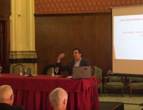 """Uriel Macías: """"Han crecido las comunidades judías de España y el interés de España por los judíos"""""""