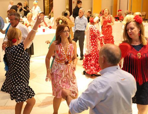 Gran sábado de Feria en el Ateneo Mercantil: cena y coro rociero