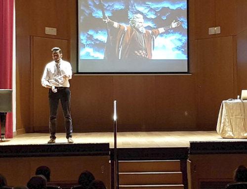 Luis Tobajas y su búsqueda del Arca de la Alianza