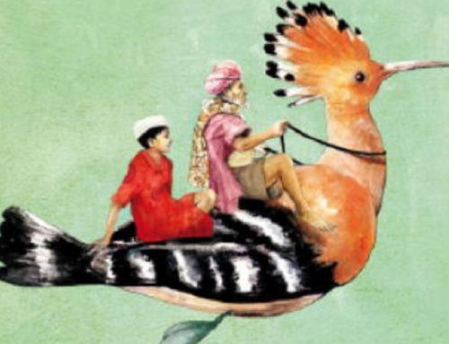 """""""Harún y el mar de las historias"""" de Salman Rushdie"""