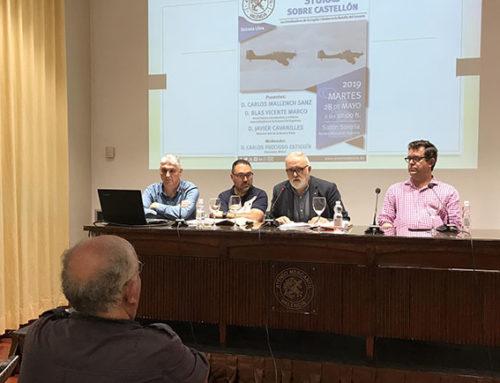 Blas Vicente y Carlos Mallench explican el desarrollo de la Batalla de Levante