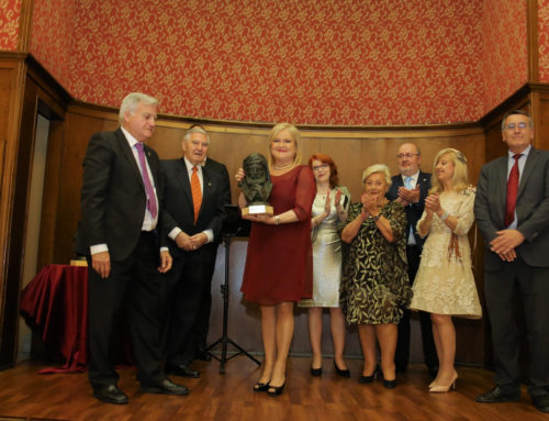 El Ateneo Mercantil de Valencia, premiado con el 'Francesc de Vinatea 2019'