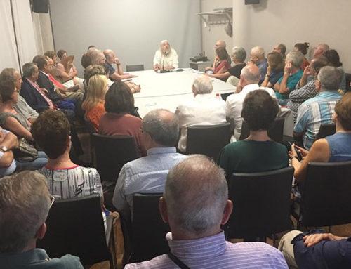 Vansteenberghe encuentra paralelismos entre Weimar y la actualidad política en España