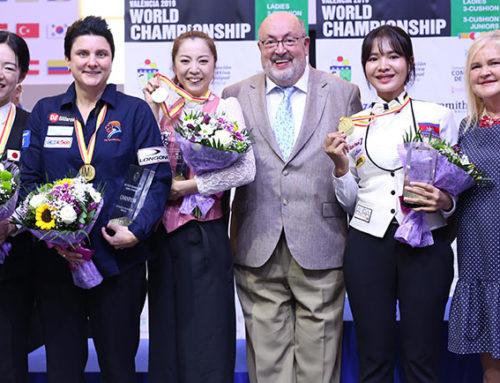 Klompenhouwer se corona en Valencia y se proclama campeona del mundo por cuarta vez