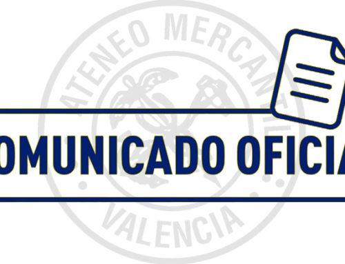 Comunicado Oficial: La Asamblea General Ordinaria de Socios será el 16 de diciembre