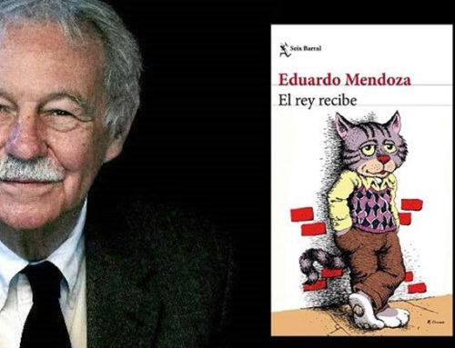 """""""El rey recibe"""" de Eduardo Mendoza Garriga"""