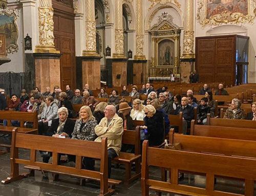 El Ateneo Mercantil homenajea a sus socios y socias fallecidos en 2019