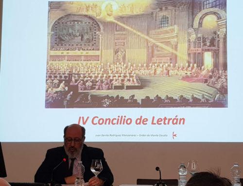 La Orden de Monte Gaudio nació en el Reino de Aragón y en el s. XII fue de las más importantes