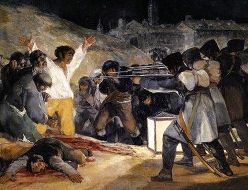 El arranque pictórico del s. XIX: desaparece la pintura religiosa y llega con fuerza el paisaje y el retrato