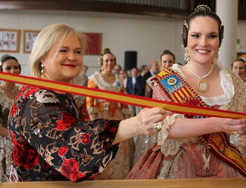 El 'Casal' del Ateneo abre sus puertas con la inauguración de la Barraca Fallera