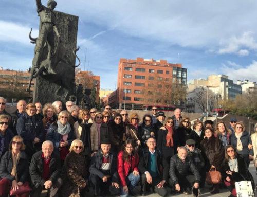 Los socios disfrutan de un viaje gastronómico y cultural en Madrid: Musical 'Anastasia'