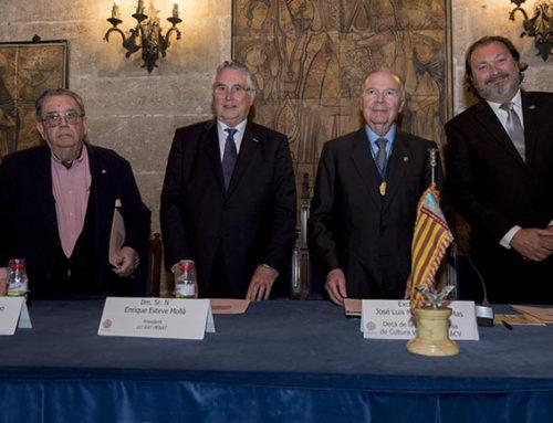 El Ateneo Mercantil, junto a otras entidades, pide a Europa que no considere el valenciano como catalán