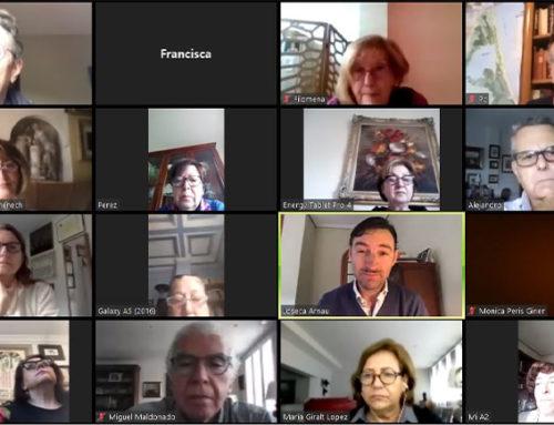 El Aula Cultural del Ateneo reanuda sus clases de manera online
