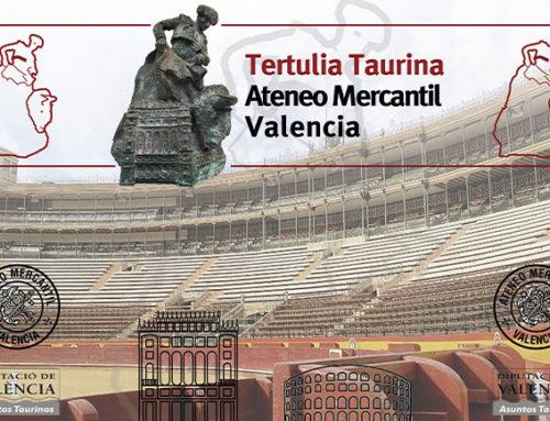 """La tercera Tertulia Taurina virtual: """"Historias, actualidad y técnica"""""""