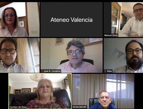 El sector educativo en la Comunitat Valenciana ha hecho un gran esfuerzo 'post COVID-19' y se prepara para el futuro