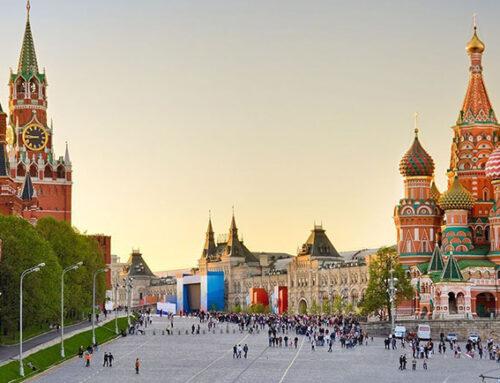 Nuevas Fechas para el viaje a Moscú y San Pertersburgo: Mayo de 2021