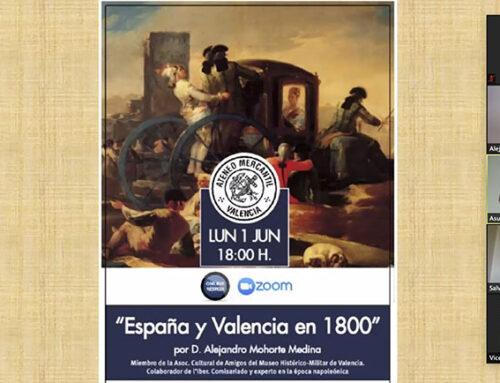 """Mohorte: """"Para España, la Revolución Francesa y la intervención napoleónica fue el trágico final de un sueño de progreso"""""""